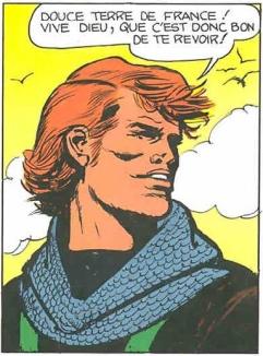 Timour, le chevalier aux cheveux roux