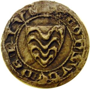 Fig. 12 : sceau de Rieux-Min.  (D 5670)