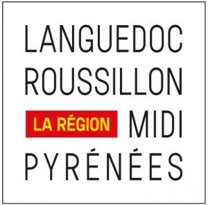 Un logo provisoire et minimaliste pour la région dans son année de transition 2016